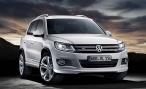 Volkswagen объявляет российские цены на новый Tiguan