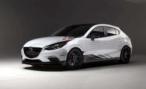 Mazda представила четыре концепта на SEMA