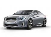 Subaru представляет Legacy Concept до премьеры в Лос-Анджелесе