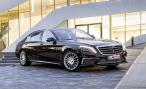 Mercedes-Benz S65 AMG представили до премьеры в Лос-Анджелесе