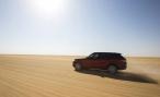 Range Rover Sport установил рекорд по времени преодоления пустыни Руб-Эль-Хали