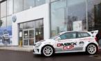 Лучшему гонщику монокубка DMUCK Cup 2013 подарили Volkswagen Polo седан