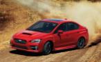Subaru раcкрыла информацию о динамике нового WRX