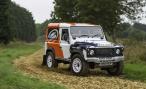 Land Rover придумал ралли специально под Defender