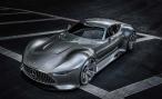 Mercedes-Benz представляет виртуальный концепт Vision Gran Turismo