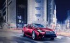 Lexus RC Coupe представлен до премьеры в Токио