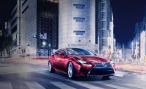 Lexus установил российские цены на премиум-купе RC 350
