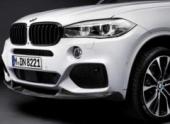 BMW X5 получил пакет спортивных аксессуаров M Performance