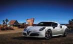 Alfa Romeo начала поставки клиентам 4С Launch Edition