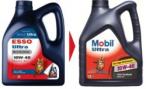 ExxonMobil завершает вывод с российского рынка масел Esso
