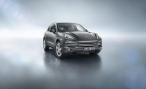 Porsche выпустил «платиновый» Cayenne