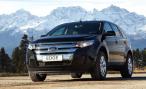 Ford Sollers объявляет российские цены на Ford Edge