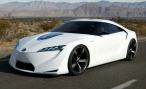 Toyota Supra Concept покажут в Детройте