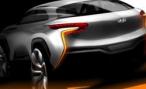 Hyundai покажет в Женеве легкий концепт Intrado на топливных элементах