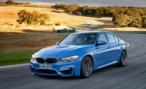 Седан BMW M3 и купе BMW M4 дебютировали в Детройте