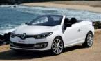 В Renault обновили купе-кабриолет Megane