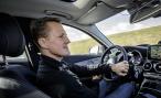 Михаэль Шумахер принял участие в тестировании нового Mercedes-Benz C-class
