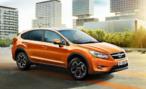2014 Subaru XV. В России от 959 000 рублей