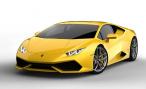 В Интернет просочились официальные фото Lamborghini Huracan LP 610-4