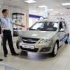 Продажи автомобилей Lada в России упали в феврале на 21,4%