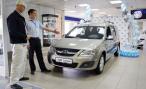 Lada Largus обзавелся парковочным радаром