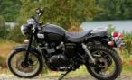 Мотоцикл Triumph Scrambler — идеальное сочетание классики и современных технологий