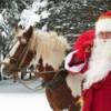 Сани Деда Мороза и Снегурочки попали в ДТП в Польше