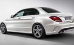 Mercedes-Benz назвал цены на кроссовер GLA и седан C-class