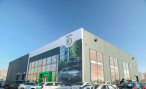 В Иркутске открыт новый дилерский центр Skoda — «Россо СК»