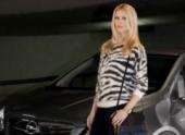 Супермодель Клаудия Шиффер стала рекламным лицом компании Opel