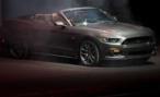 В Интернете появились первые изображения кабриолета Ford Mustang