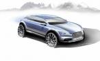 Audi представит на автосалоне в Детройте новое кросс-купе