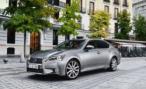 Lexus привезет в Европу вторую гибридную модификацию GS 300h