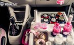 Volkswagen разработал «Ап для мам» — VW Mama up!