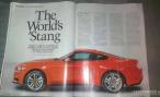 Фотографии Ford Mustang нового поколения просочились в Интернет