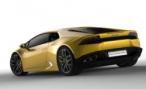 Папарацци из США опубликовали видео с рекламных съемок Lamborghini Huracan