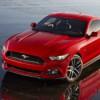 Ford официально представил новый Mustang