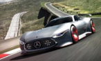 Mercedes-Benz AMG Vision Gran Turismo Racing Series. Виртуально реален