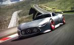 Mercedes-Benz AMG Vision Gran Turismo Racing Series. Виртуально реален