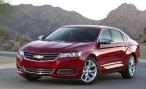 Chevrolet может заменить «Малибу» на «Импалу» узбекской сборки на российском рынке