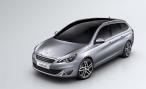 Компания Peugeot анонсировала универсал 308 SW перед премьерой в Женеве