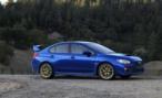 Subaru представляет WRX STI на автосалоне в Детройте