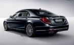 В Интернете появилась информация о Mercedes-Benz S600 перед премьерой в Детройте
