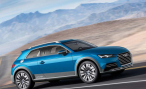 Audi Allroad Shooting Brake. Яблоко от яблоньки