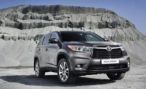 В России начался прием заказов на Toyota Highlander третьего поколения