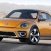 Volkswagen выложил в Интернет первые фото Beetle Dune Concept