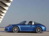 Porsche 911 Targa станет «турбо»