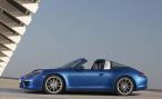 Porsche 911 Targa представлен на автосалоне в Детройте