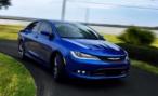 Chrysler показал новое «личико»