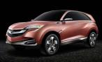 Acura выпустит кроссовер на базе Honda Jazz